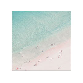 Ingrid Beddoes- 비치써머드림 (Beach summer dreams) 70x70cm