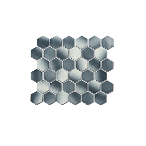 65916 / SHADING GLOSSY GREY / 51 x 59mm / Box= 11 sheet / 1m2 /