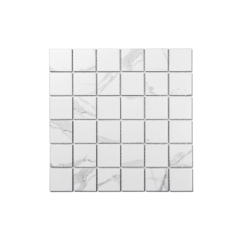 KA44512 / CARRARA  / 285 x 285 mm / Box = 13 sheet / 1.04 m² / 14 kg