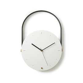 스텔라 벽시계 Stella wall clock_white