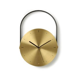 스텔라 벽시계 Stella wall clock_brass